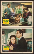 """Movie Posters:Drama, How Green Was My Valley (20th Century Fox, 1941). Lobby Cards (2)(11"""" X 14""""). Drama.. ... (Total: 2 Items)"""