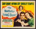 """Movie Posters:Comedy, The Bachelor and the Bobby Soxer (RKO, 1947). Title Lobby Card (11""""X 14""""). Comedy.. ..."""