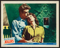 "Movie Posters:Film Noir, The Killers (Universal, 1946). Lobby Card (11"" X 14""). Film Noir....."