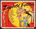 "Movie Posters:Musical, Ziegfeld Follies (MGM, 1945). Title Lobby Card (11"" X 14""). Musical.. ..."