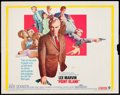 """Movie Posters:Crime, Point Blank (MGM, 1967). Half Sheet (22"""" X 28""""). Crime.. ..."""