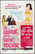 """Movie Posters:Comedy, Dr. Goldfoot and the Bikini Machine (American International, 1965).One Sheet (27"""" X 41""""). Comedy.. ..."""
