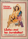 "Movie Posters:Sexploitation, Erotic Exploits of a Sexy Seducer (Group 3, 1977). French Grande(45"" X 62""). Sexploitation.. ..."