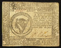 Colonial Notes:Continental Congress Issues, Continental Currency February 26, 1777 $8 Extremely Fine.. ...