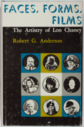Books:Biography & Memoir, Lon Chaney [subject]. Robert G. Anderson. Faces, Forms, Films:The Artistry of Lon Chaney. Castle, 1972. Later editi...