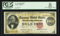 Large Size:Gold Certificates, Fr. 1214 $100 1882 Gold Certificate PCGS Apparent Fine 15.. ...