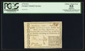 Colonial Notes:Georgia, Georgia 1776 $1/4 PCGS Apparent Choice About New 55.. ...