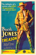 "Movie Posters:Action, Treason (Columbia, 1933). One Sheet (27"" X 41"").. ..."