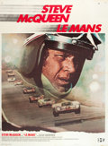 """Movie Posters:Sports, Le Mans (National General, 1971). French Grande (46"""" X 62"""").. ..."""