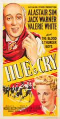 "Movie Posters:Comedy, Hue and Cry (Eagle-Lion, 1947). British Three Sheet (39.5"" X 80"")....."