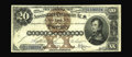 "Large Size:Silver Certificates, Fr. 308 $20 1880 Silver Certificate Very Fine. This note last soldin our FUN 2005 and was cataloged as follows, ""This note ..."