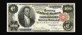 Large Size:Silver Certificates, Fr. 344 $100 1891 Silver Certificate Extremely Fine. This is ahandsome $100 Silver with its original paper surfaces, nice c...