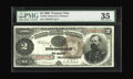 Large Size:Treasury Notes, Fr. 354 $2 1890 Treasury Note PMG Very Fine 35. Very few pieces that receive this grade from a third party grading service a...