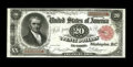 Large Size:Treasury Notes, Fr. 375 $20 1891 Treasury Note Very Fine-Extremely Fine. The edges are sharp and the paper bright on this evenly handled Ope...
