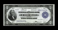 Fr. 767 $2 1918 Federal Reserve Bank Note Choice New. Bright white paper and embossing are merits of this $2 that exhibi...