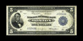 Fr. 781 $5 1918 Federal Reserve Bank Note Very Fine. Tonight we offer another pleasing mid-grade example from this tough...