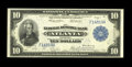 Large Size:Federal Reserve Bank Notes, Fr. 811 $10 1915 Federal Reserve Bank Note Extremely Fine. The Plymouth Rock Collection yields another rarity as this brings...