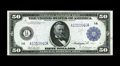 Large Size:Federal Reserve Notes, Fr. 1026 $50 1914 Federal Reserve Note Choice About New. Only five examples of this rare Fed Fifty are known, and this is by...