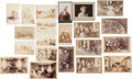 Photography:Cabinet Photos, Franco-Prussian War: Cabinet Cards Plus More....