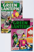 Silver Age (1956-1969):Miscellaneous, Showcase #23 and 24 Green Lantern Group (DC, 1959-60).... (Total: 2Comic Books)