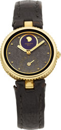 Estate Jewelry:Watches, Gerald Genta Lady's Gefica Safari Gold Wristwatch. ...