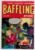 Golden Age (1938-1955):Horror, Baffling Mysteries #23 (Ace, 1954) Condition: FN....