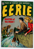 Golden Age (1938-1955):Horror, Eerie #14 (Avon, 1954) Condition: VG/FN....