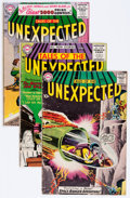 Silver Age (1956-1969):Horror, Tales of the Unexpected Group (DC, 1956-59).... (Total: 12 ComicBooks)