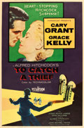 "Movie Posters:Hitchcock, To Catch a Thief (Paramount, 1955). Poster (40"" X 60"") Style Y....."