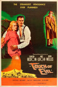 """Movie Posters:Film Noir, Touch of Evil (Universal International, 1958). MP Graded Poster (40"""" X 60"""") Style Z.. ..."""