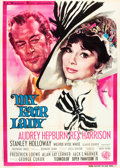 "Movie Posters:Musical, My Fair Lady (Warner Brothers, 1964). Italian 2 - Foglio (39"" X 55"").. ..."