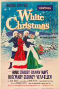 "Movie Posters:Musical, White Christmas (Paramount, 1954). Poster (40"" X 60"") Style Z.. ..."