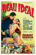 "Movie Posters:Adventure, Beau Ideal (RKO, 1931). One Sheet (27"" X 41"").. ..."