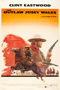 "Movie Posters:Western, The Outlaw Josey Wales (Warner Brothers, 1976). Poster (40"" X60"").. ..."