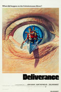 "Movie Posters:Action, Deliverance (Warner Brothers, 1972). International One Sheet (27"" X41"").. ..."