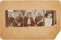 Photography:Cabinet Photos, The Dalton Gang: Aftermath of the Coffeyville Raid Composite Photo....