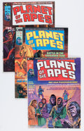 Magazines:Science-Fiction, Planet of the Apes #1-13 Group (Marvel, 1974-75) Condition: AverageVF.... (Total: 13 Comic Books)