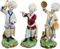 Political:Presidential Relics, Gerald Ford: Three Hochst Figurines. ... (Total: 3 Items)