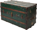 Political:Presidential Relics, Gerald Ford: Oversized Steamer Trunk....