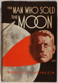 Books:Science Fiction & Fantasy, Robert A. Heinlein. The Man Who Sold the Moon. Shasta, 1950.First edition, first printing. Pages lightly toned. Rub...