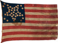 Political:3D & Other Display (pre-1896), Flags: 39-Star Flag....