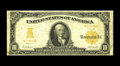 Large Size:Gold Certificates, Fr. 1171 $10 1907 Gold Certificate Star Very Good-Fine. This scarceexample becomes only the sixth early replacement note fo...