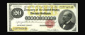 Large Size:Gold Certificates, Fr. 1178 $20 1882 Gold Certificate Superb Gem New. Clearly one ofthe finer pieces from this collection. The paper which is ...