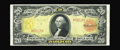 Large Size:Gold Certificates, Fr. 1179 $20 1905 Gold Certificate Very Fine-Extremely Fine. The face colors certainly are appealing on this example which h...
