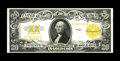 Large Size:Gold Certificates, Fr. 1187 $20 1922 Gold Certificate Choice New. The corners aresharp, the margins adequate, and the colors bright. A pleasin...