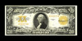 Large Size:Gold Certificates, Fr. 1187 $20 1922 Mule Gold Certificate Very Fine. An ideal type note with wholly original paper.. From The Plymouth Rock ...