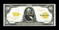 Large Size:Gold Certificates, Fr. 1199 $50 1913 Gold Certificate Choice About New. Surprisingly, this is one of our most requested notes, yet filling a Wa...