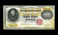 Large Size:Gold Certificates, Fr. 1225 $10000 1900 Gold Certificate Choice New. Here is a very nice, high grade example of this unredeemable high denomina...