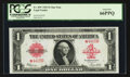 Large Size:Legal Tender Notes, Fr. 40* $1 1923 Legal Tender PCGS Gem New 66PPQ.. ...