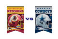 Movie/TV Memorabilia:Memorabilia, LIVE EVENT BIDDING: Thanksgiving Day Football, 4 tickets and parking pass to Dallas Cowboys vs. Washington Redskins. Benef...